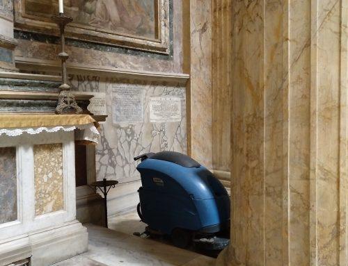 En el Panteón de Roma